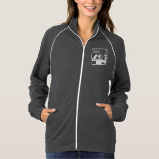 NKFA competition team official jacket - WOMEN'S