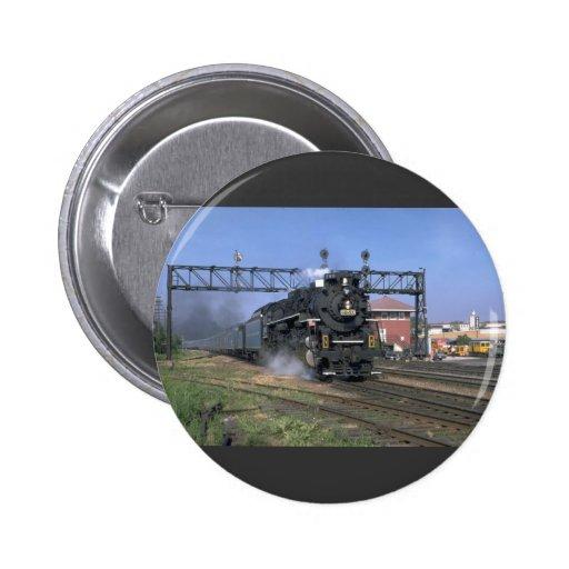 NKP 2-8-4 Berkshire Pin