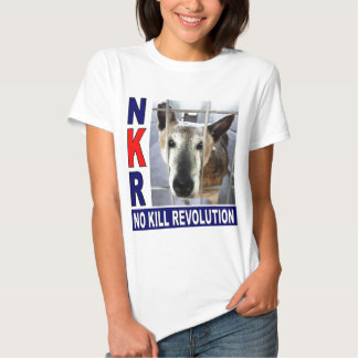 NKR Ladies Baby Doll Fitted T Shirt