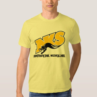 NKSjauneTshirt Remeras