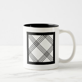 NKYIMU | Symbol of Skillfulness, Precision Two-Tone Coffee Mug