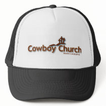 NL Cowboy Church Truckers Cap
