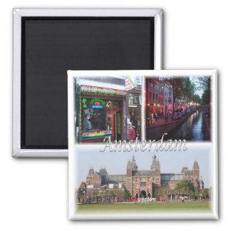 NL * Netherlands - Amsterdam Holland Magnet