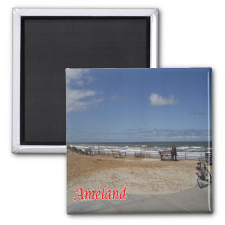NL - Netherlands Oland - Frisian Islands - Ameland Magnet