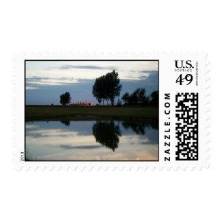 NL - Oostburg Zeeuws-Vlaanderen Stamp
