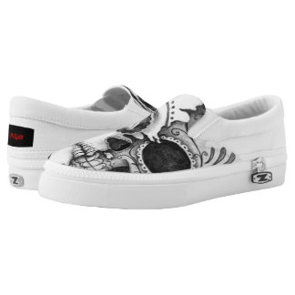 NLB Two Face Slip-On Sneakers
