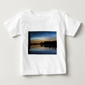 NLC Nattlysande clouds Baby T-Shirt