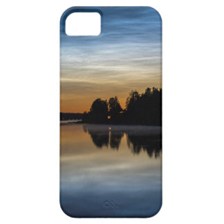 NLC Nattlysande clouds iPhone SE/5/5s Case