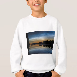 NLC Nattlysande clouds Sweatshirt