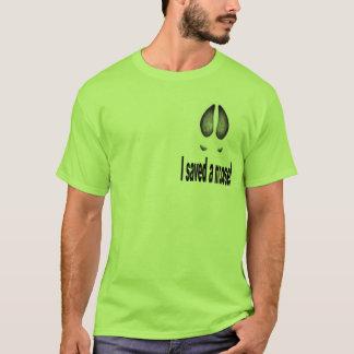 NLWS_I Saved a Moose T-Shirt