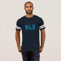 NLX Men's Football T-Shirt