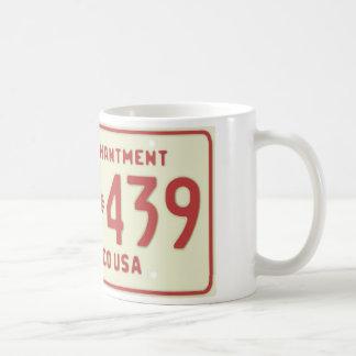 NM72 CLASSIC WHITE COFFEE MUG