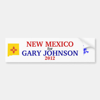 NM for Johnson 2012 sticker