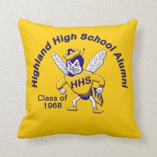 NM Highland Hornet Alumni Class of Pillow