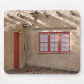 NM, New Mexico, Santa Fe, Canyon Road, legendary Mousepad