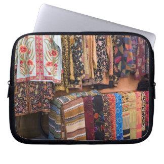 NM, New Mexico, Santa Fe, Navajo clothing, Computer Sleeve