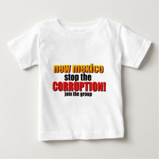 NM stop the corruption Baby T-Shirt