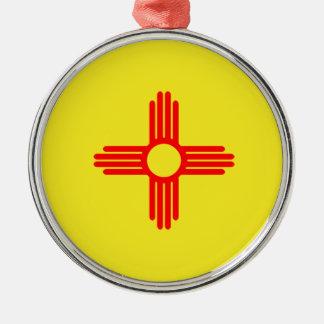 NMflag Metal Ornament