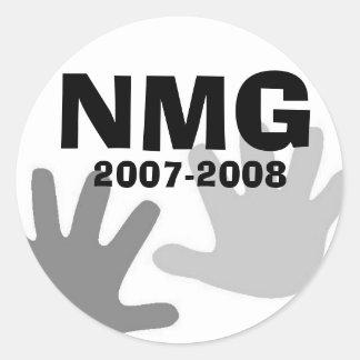 NMG Stickers 07-08