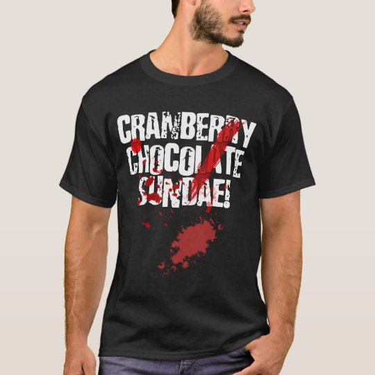 NMH Cranberry Chocolate Sundae T-Shirt
