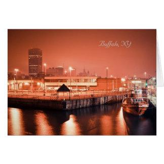 NMO_7921-2, Buffalo, NY Greeting Card