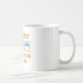 NMR Expert ... Will Work For Cupcakes Coffee Mug