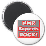 NMR Experts Rock! Magnet