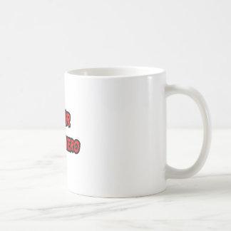 NMR Superhero Coffee Mug