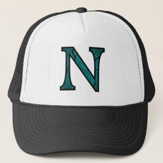Nn Illuminated Monogram Trucker Hat