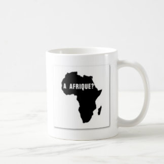 NO1 AFRICAN FRENCH PRODUCT COFFEE MUG