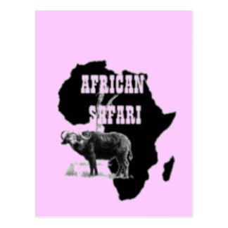 No1 African T-shirts , Hats And Etc Postcard