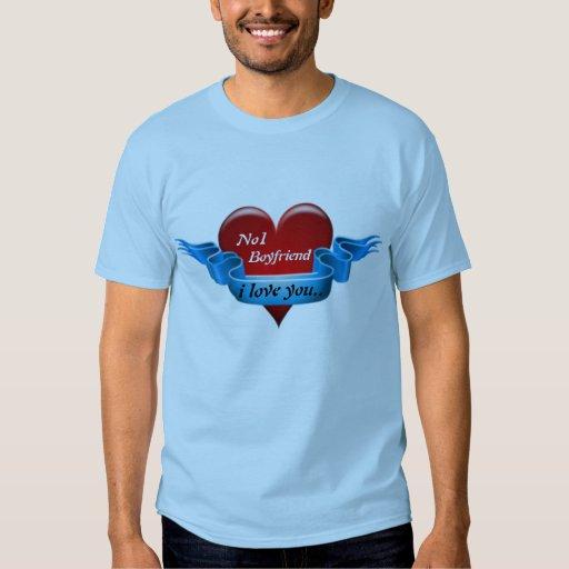 No1 Boyfriend T-Shirt