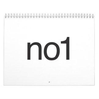 no1 wall calendars
