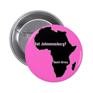 No1 Johannesburg,South Africa  T-shirt And Etc Pinback Button