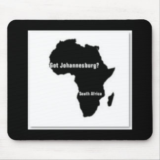 No1 Johannesburg,South Africa  T-shirt And Etc Mouse Pad
