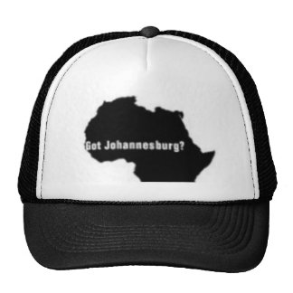 No1 Johannesburg,South Africa  T-shirt And Etc Trucker Hat