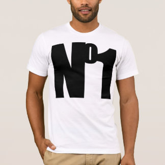 NO1 NUMBER ONE T-Shirt