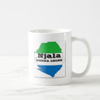 No1 SIERRA LEONE  T-SHIRT AND ETC Coffee Mug