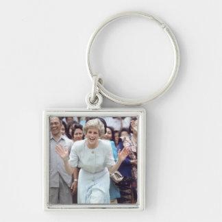 No.100 Princess Diana Indonesia 1989 Keychain