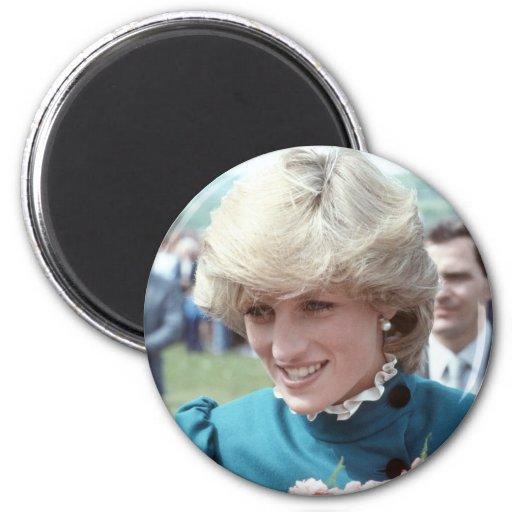 No.103 princesa Diana St Columb 1983 Imanes