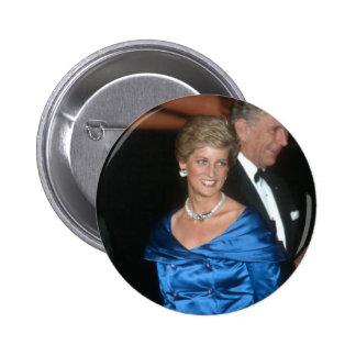No.105 Princess Diana Australia 1988 Button