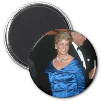 No.105 Princess Diana Australia 1988 Fridge Magnet