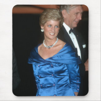 No.105 Princess Diana Australia 1988 Mouse Pad