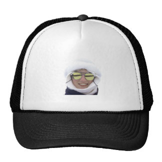No.108 Princess Diana Klosters Trucker Hat