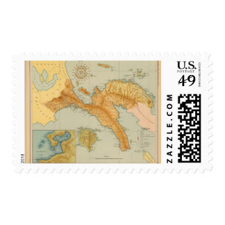 No 10 Luzon Stamp