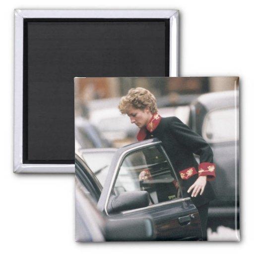 No.110 princesa Diana Londres 1994 Iman De Nevera