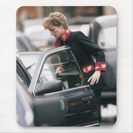 No.110 Princess Diana London 1994 Mouse Pad