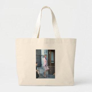 No.111 Princess Diana Washington D.C. 1990 Tote Bags