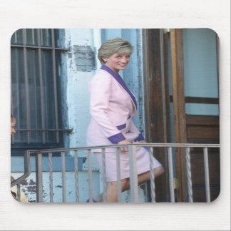 No.111 Princess Diana Washington D.C. 1990 Mouse Mat