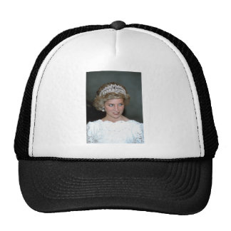 No.114 princesa Diana los E.E.U.U. 1985 Gorros Bordados